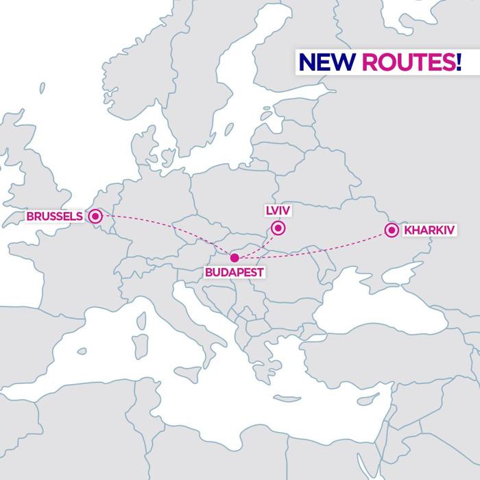 WIZZ AIR VLIEGT VANAF 2020 VAN BRUSSELS AIRPORT