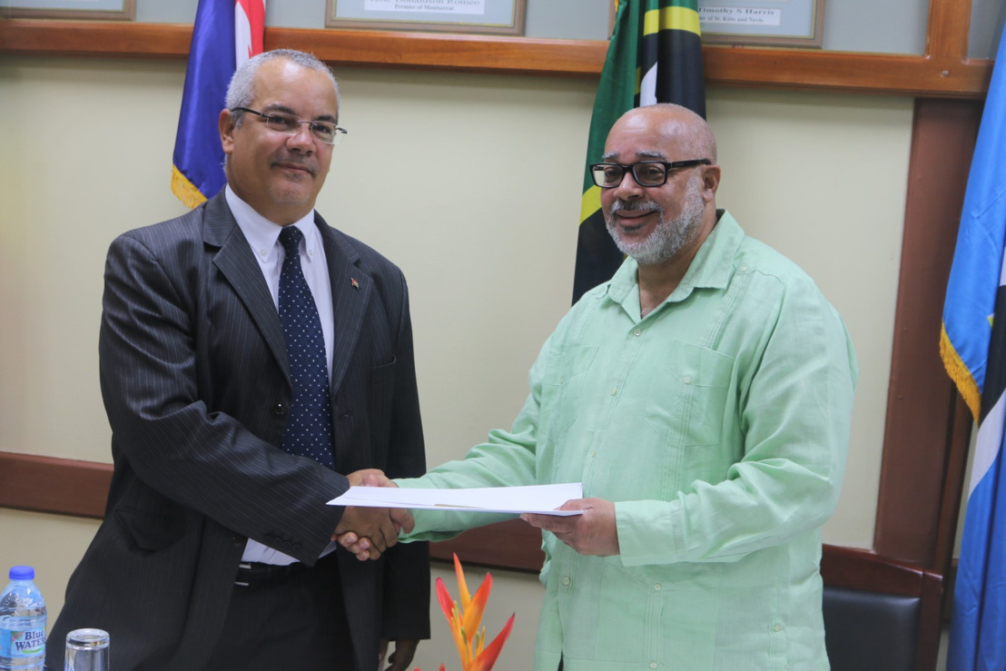 New Cuban Ambassador Accredited to the OECS
