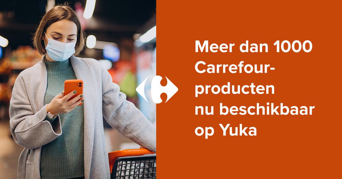 Meer dan 1000 Carrefour-producten nu beschikbaar op Yuka