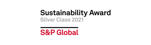 Acer Receives Silver Class Distinction in the S&P Global Sustainability Yearbook 2021