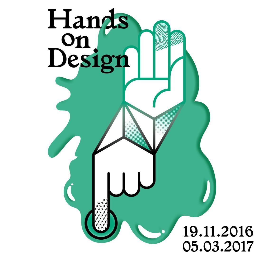 Uitnodiging persconferentie Hands on Design