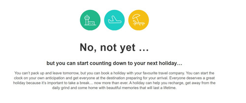 Can We Take a Holiday?