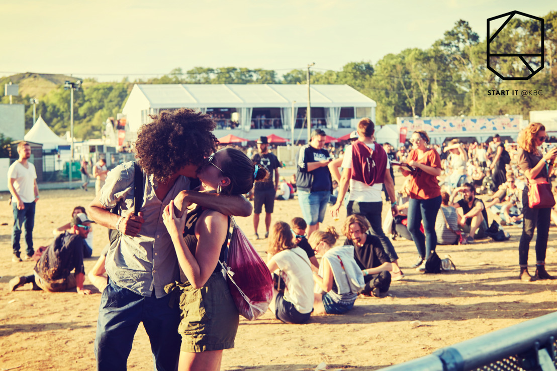 Festivals en start-ups: muziek in de oren!