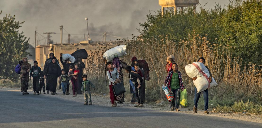 Ärzte ohne Grenzen startet medizinische Aktivitäten an der irakisch-syrischen Grenze