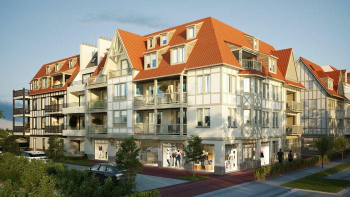 Preview: Un nouveau lieu de villégiature à la Cadzand pour les Belges, en France
