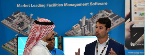 """معرض إدارة المرافق """"إف إم إكسبو السعودية"""" يستعرض أحدث حلول الإدارة القائمة على التقنيات للمشاريع المرتقبة في المملكة العربية السعودية"""