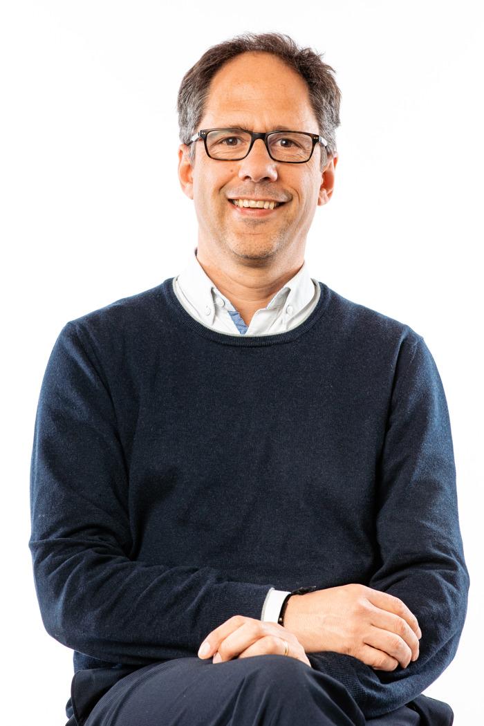 Jean-François Molitor vervoegt The Oval Office als CFO