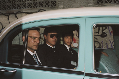 "Interpol to release sixth album ""Marauder"" on 24th August - First single, ""The Rover"" out now"