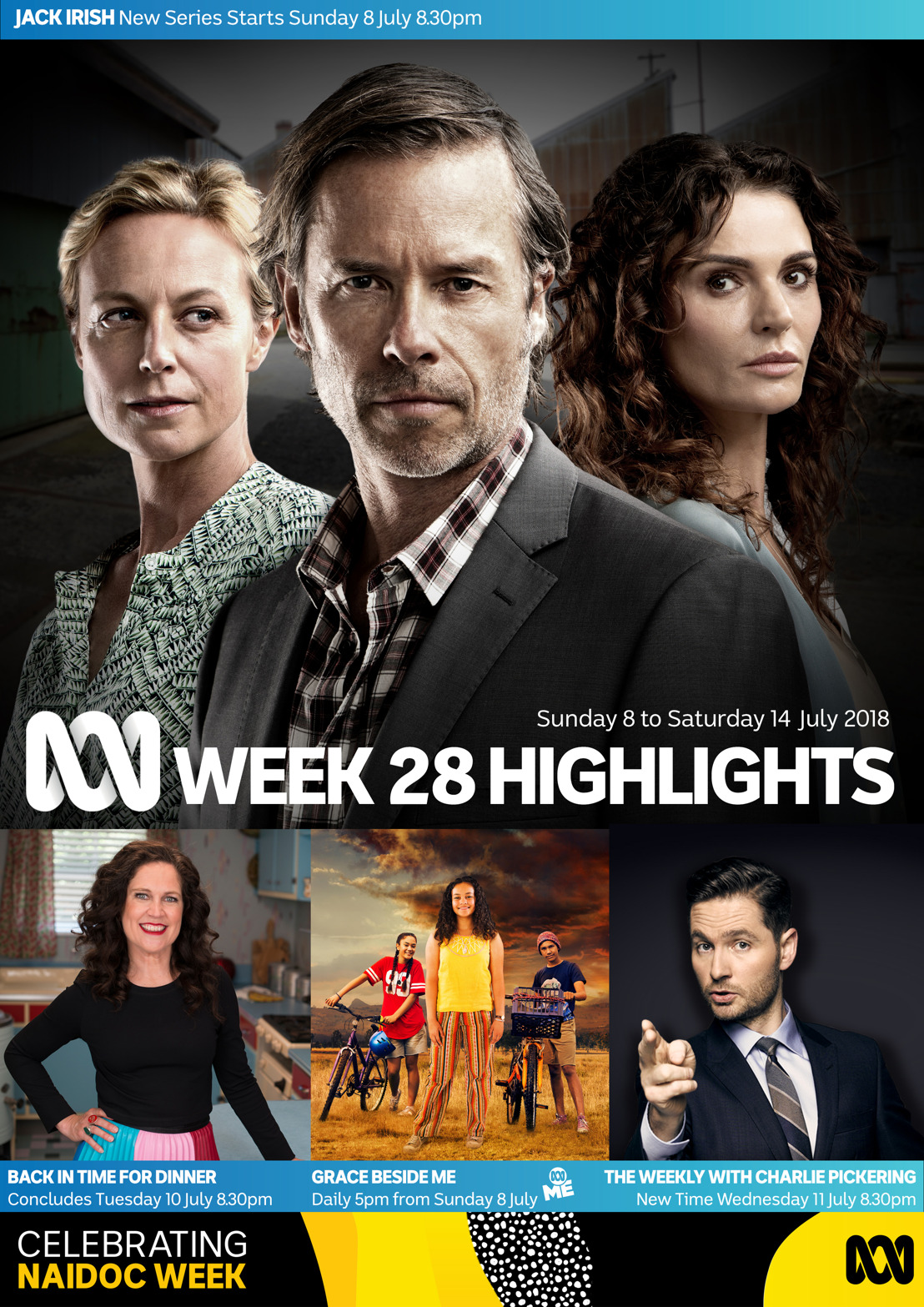 ABC TV Program Highlights - Week 28