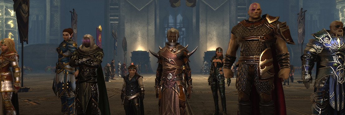 Neverwinter : The Maze Engine continue de descendre dans l'Outreterre