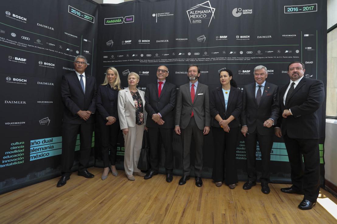 Alemania finaliza sus actividades en el marco del Año Dual con México