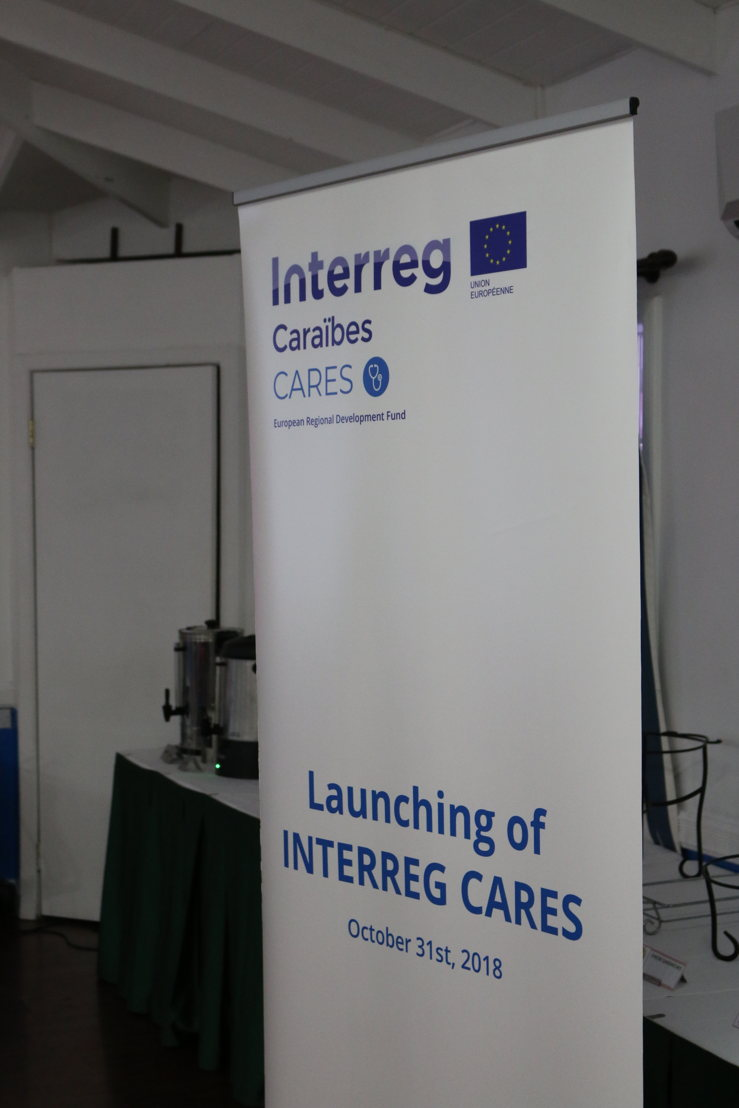 1st steering committee of the INTERREG CARES project (Cooperation, Accessibility, Referrals, E-information System)