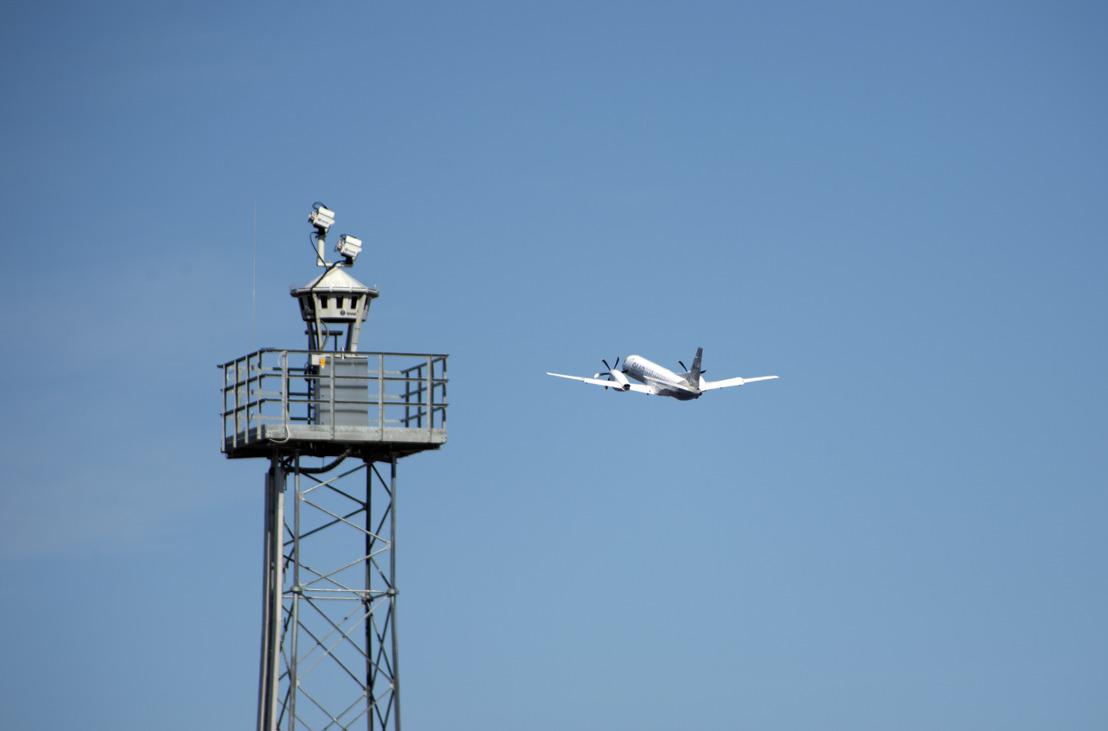 skeyes sluit partnerschap af met Saab voor installatie digitale torens