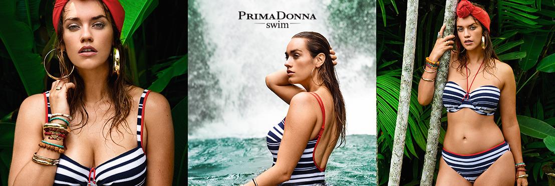 PrimaDonna Swim: Setzen Sie mit Pondicherry auf den Sexy-Sailor-Look