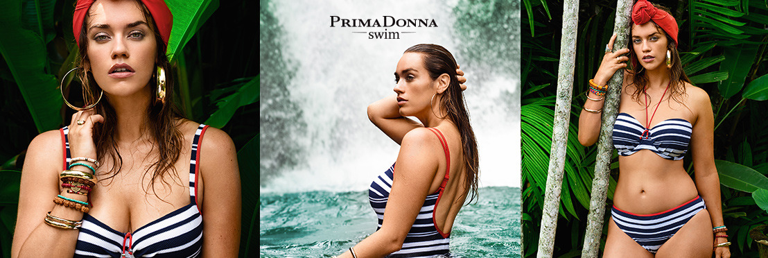 PrimaDonna Swim: ga voor de sexy sailor look met Pondicherry