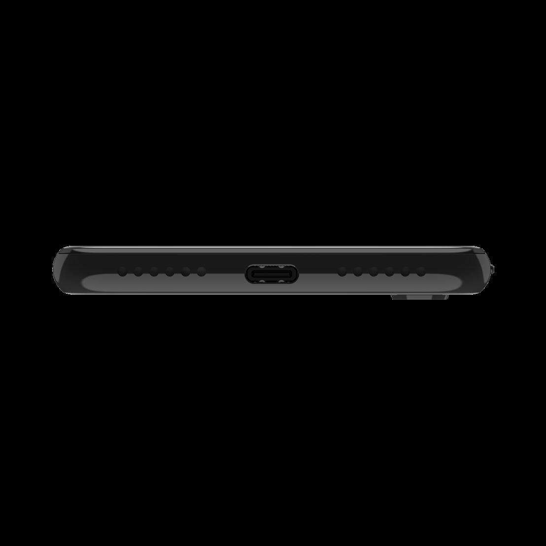 Motorola One Bottom Side