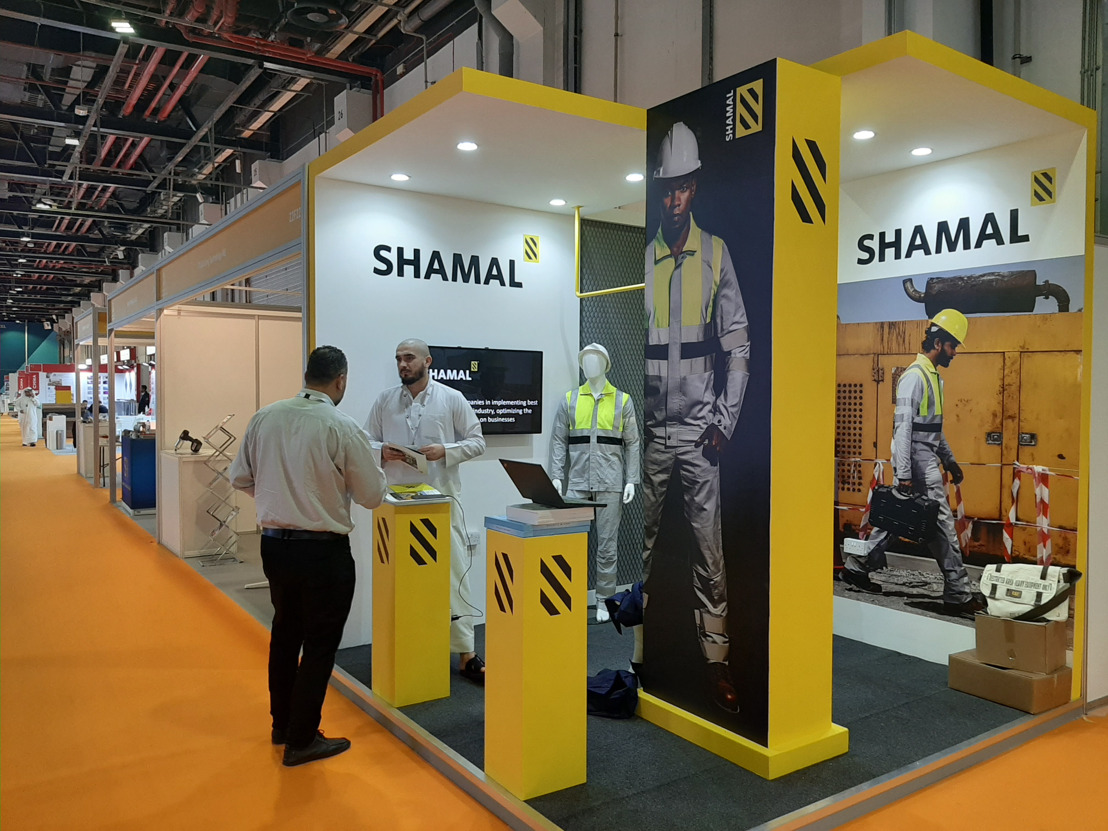 CE-CREATES LAUNCHES SHAMAL - THE NEXT GENERATION OF WORKWEAR FOR EXTREME CLIMATES