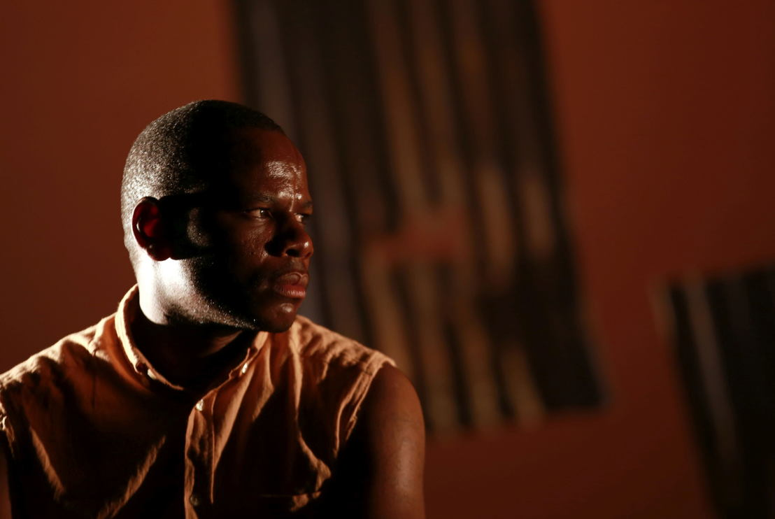 Bongani Dyalivana in Phefumla/To Breathe. Image by Nardus Engelbrecht