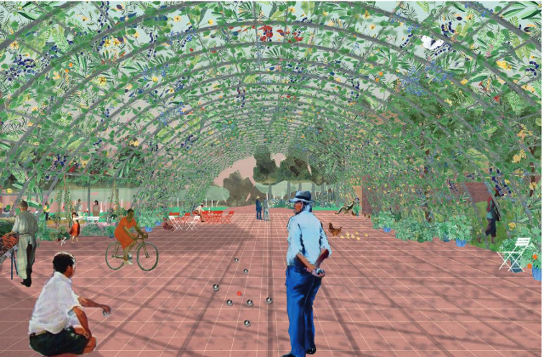 Groen licht voor duurzaam landbouwproject Ketelhoeve in Anderlecht