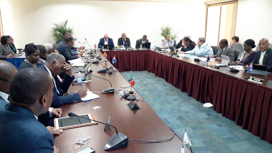 Communiqué of the 68th Meeting of the OECS Authority