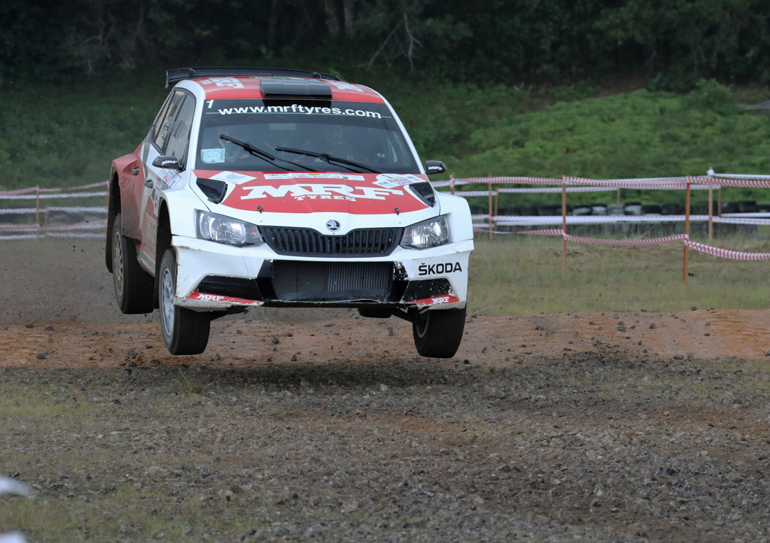 APRC in Japan: ŠKODA driver Gaurav Gill wins – ŠKODA takes FIA APRC Cup for Manufacturers