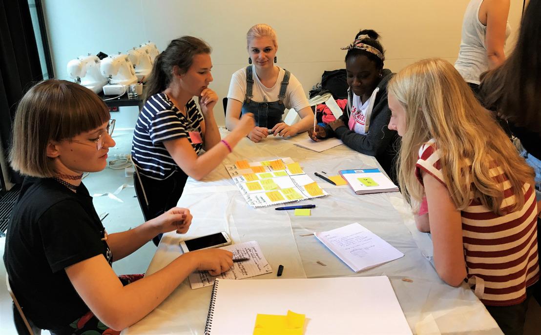 Junior Argonauts lanceert ondernemerskampen voor jongeren