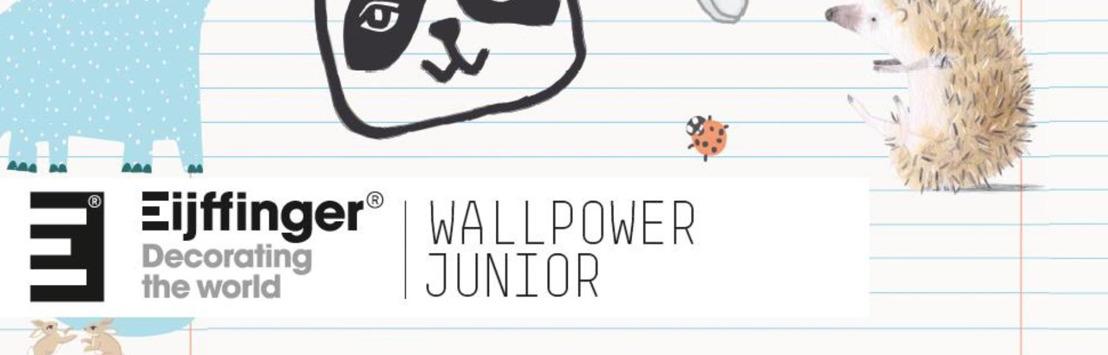 Nouvelle collection de papier peint Wallpower Junior