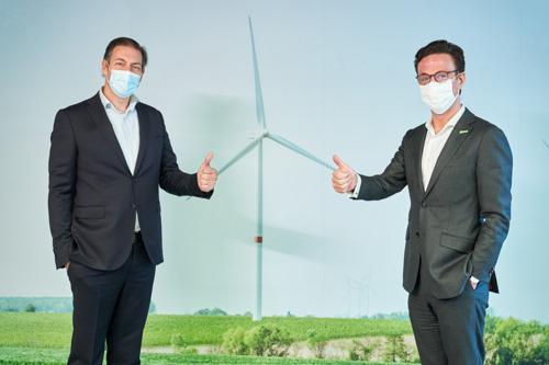 Luminus en Essent ondertekenen een akkoord over de overname van Essent Belgium door Luminus