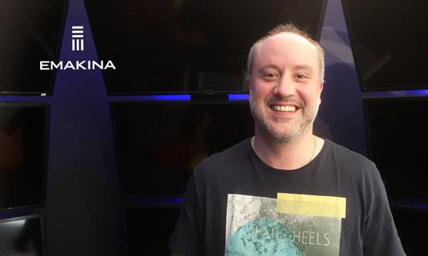 Kenny Van Beeck, nouveau talent CRM chez Emakina/Communication