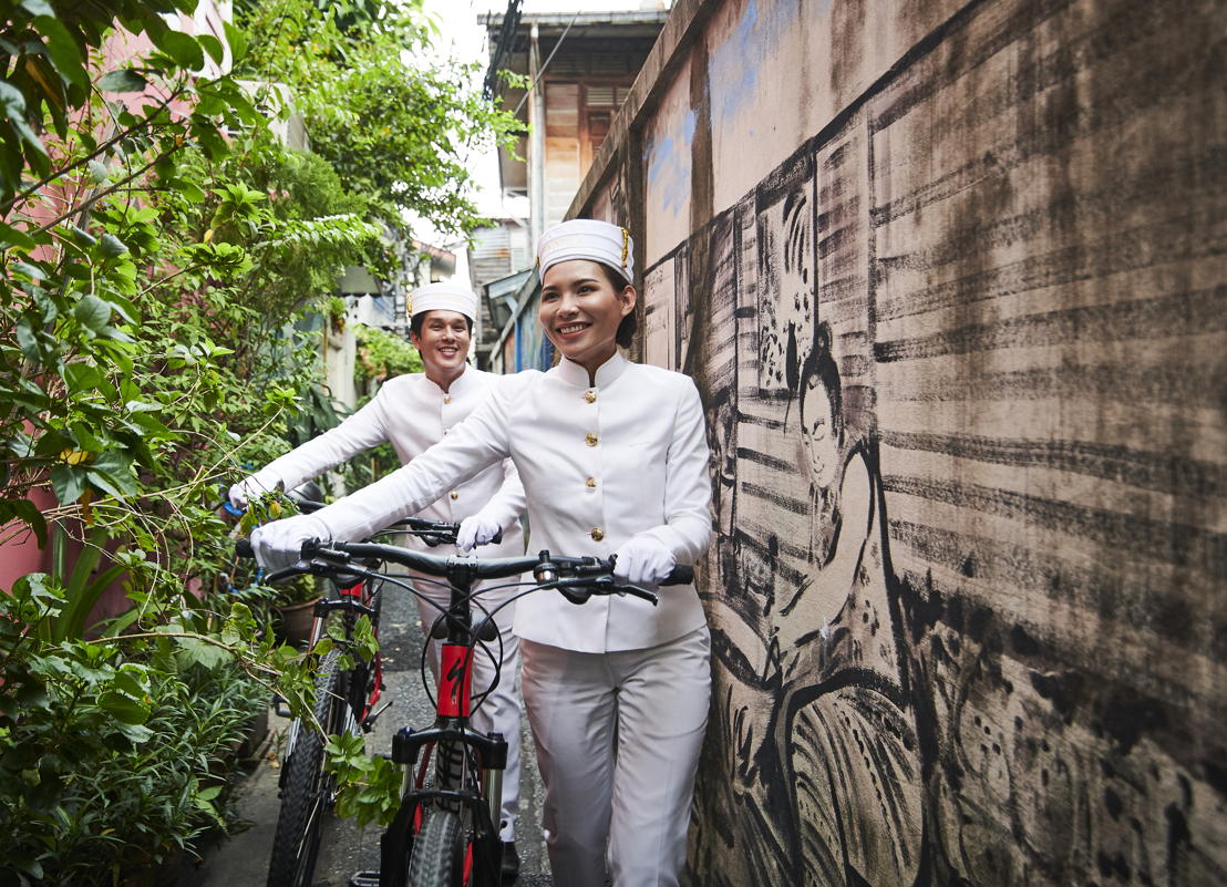 Bangkok Backstreets by Bike