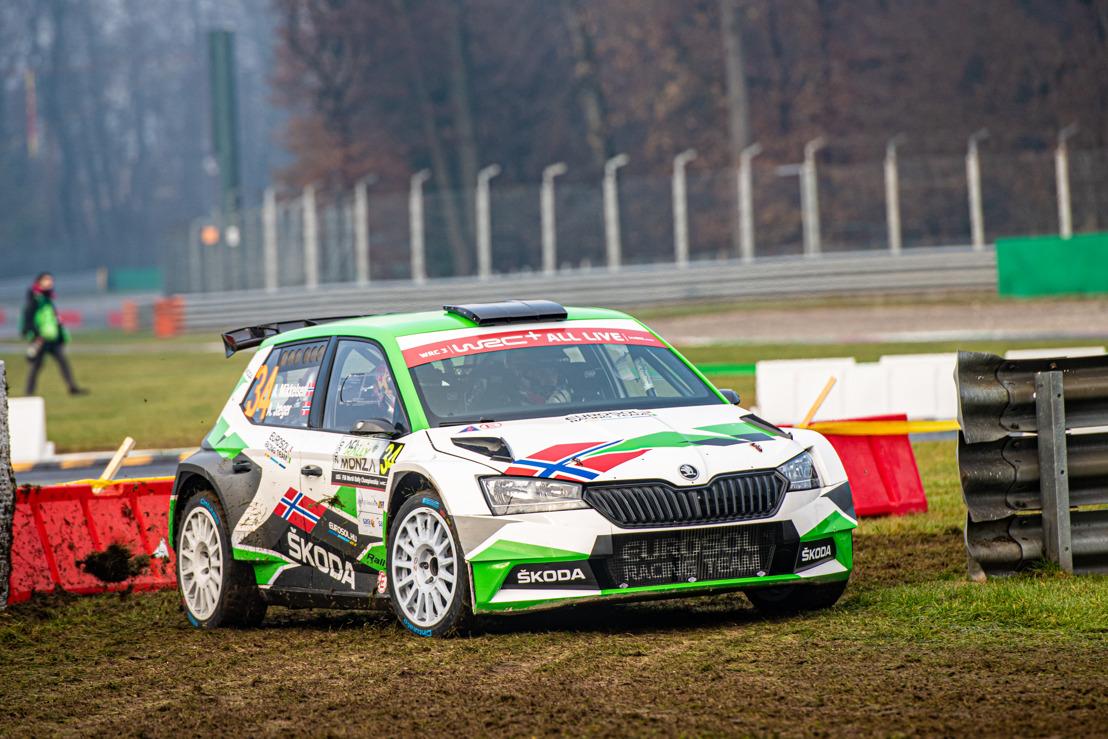 ŠKODA customers again successful around the world in a challenging rally season 2020