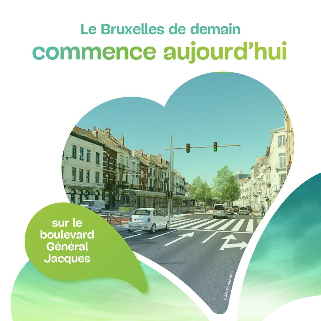 Campagne Boulevard Général Jacques