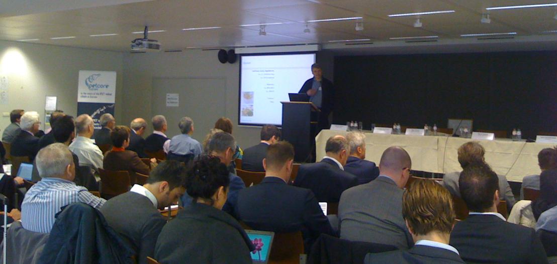 Presentation of Carsten Lauridsen
