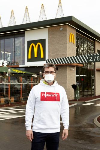 Aujourd'hui, premier jour d'ouverture du restaurant McDonald's à Boncelles