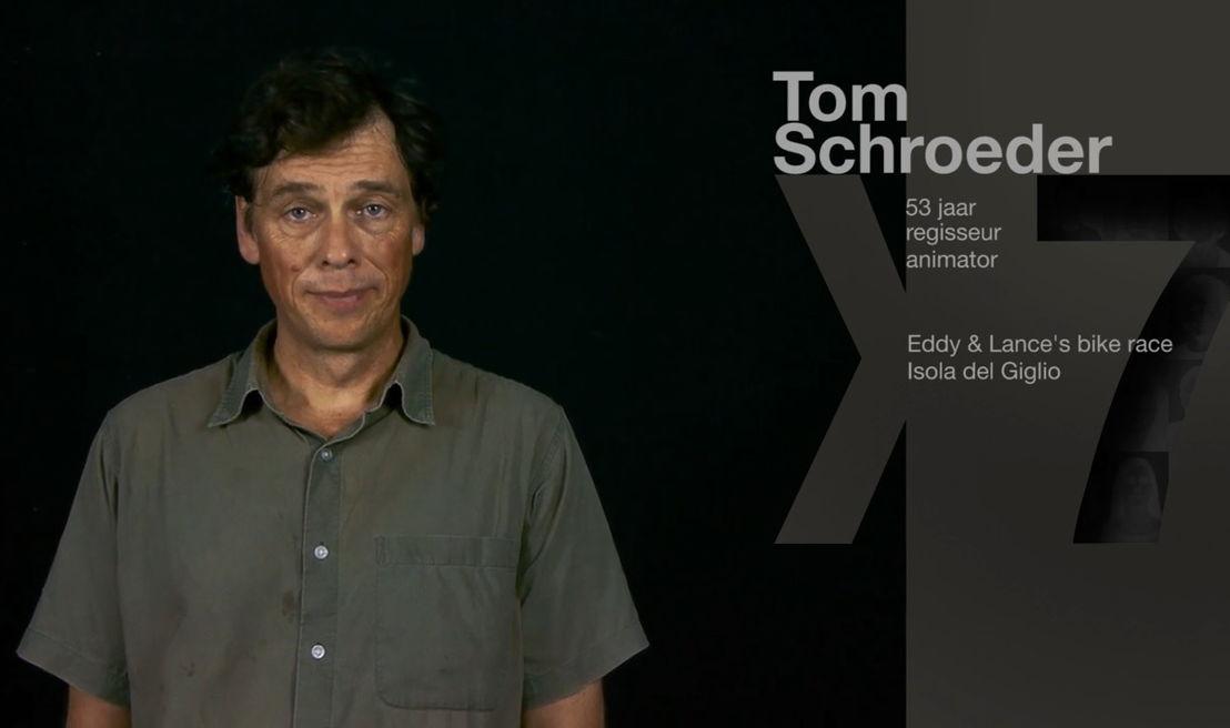 4 X 7 - Tom Schroeder - (c) De chinezen