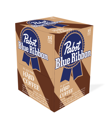 Pabst Blue Ribbon To Introduce Hard Coffee July 2019