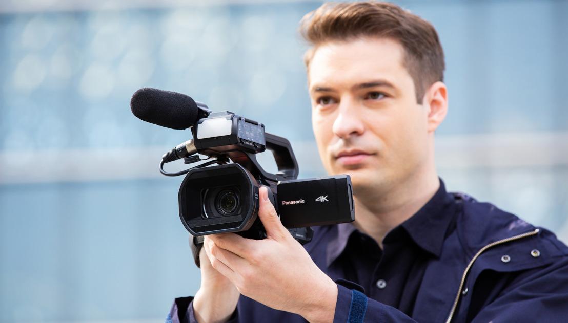 Panasonic en CES 2020: Un trío de videocámaras 4K 60p súper ligeras y pequeñas para uso profesional