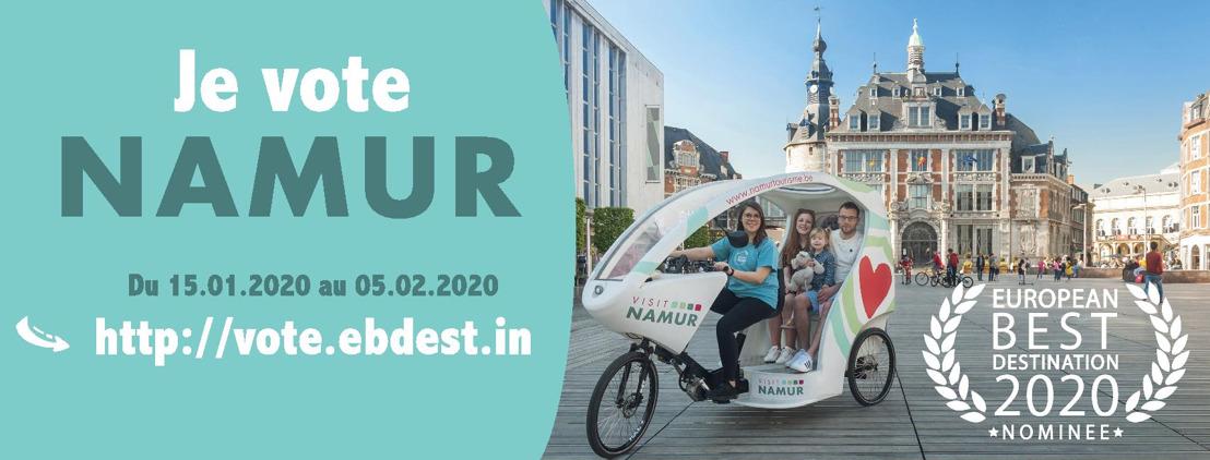 Je vote Namur