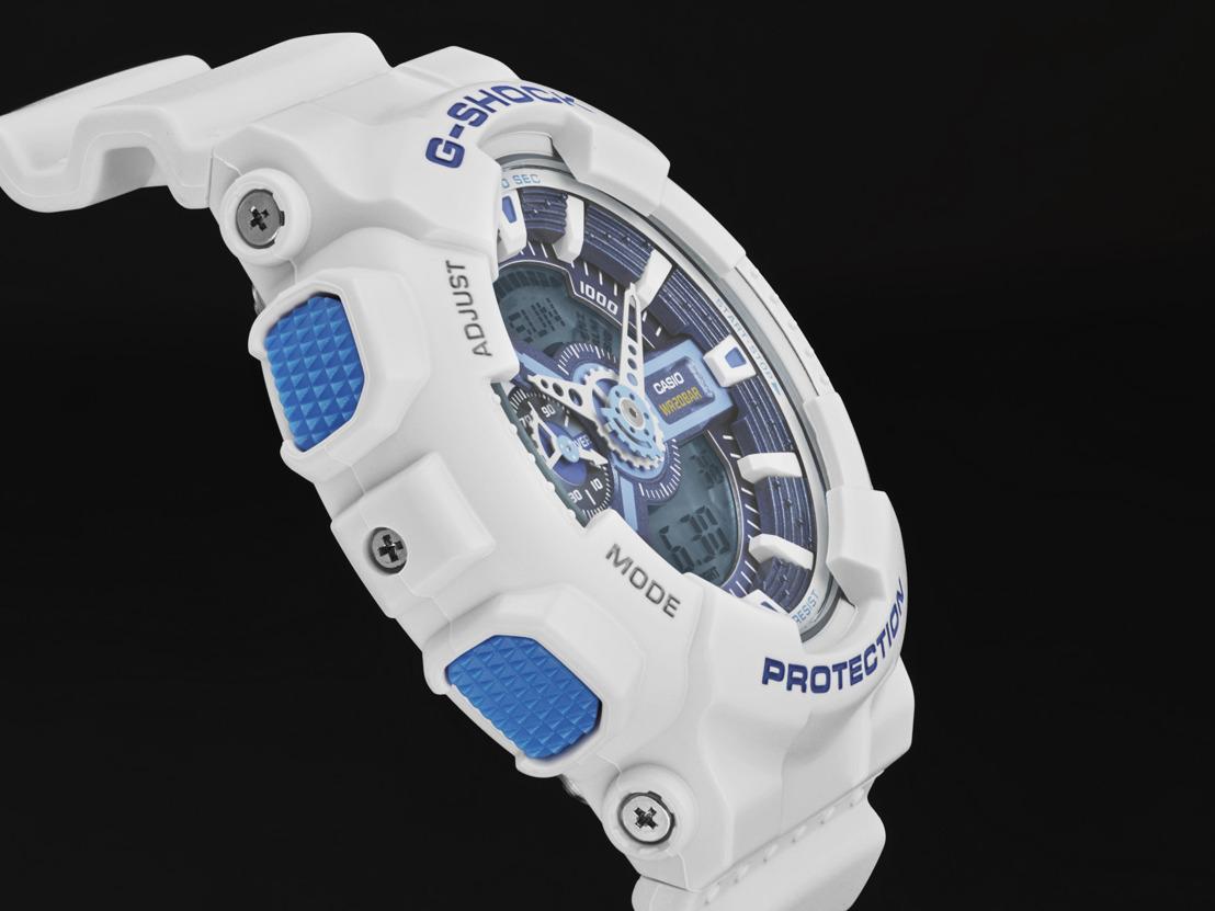 Es hora de amar el blanco con las colecciones White de G-Shock