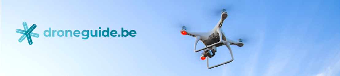 The new Droneguide version for professionals is a world first