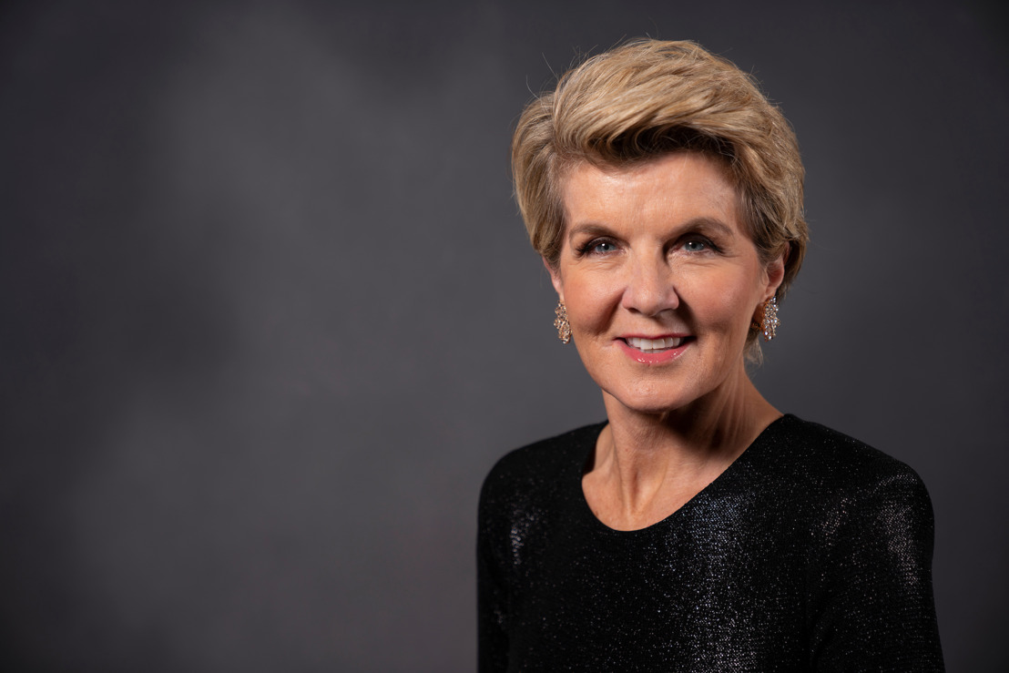 Bishop to help shape the future of diplomacy