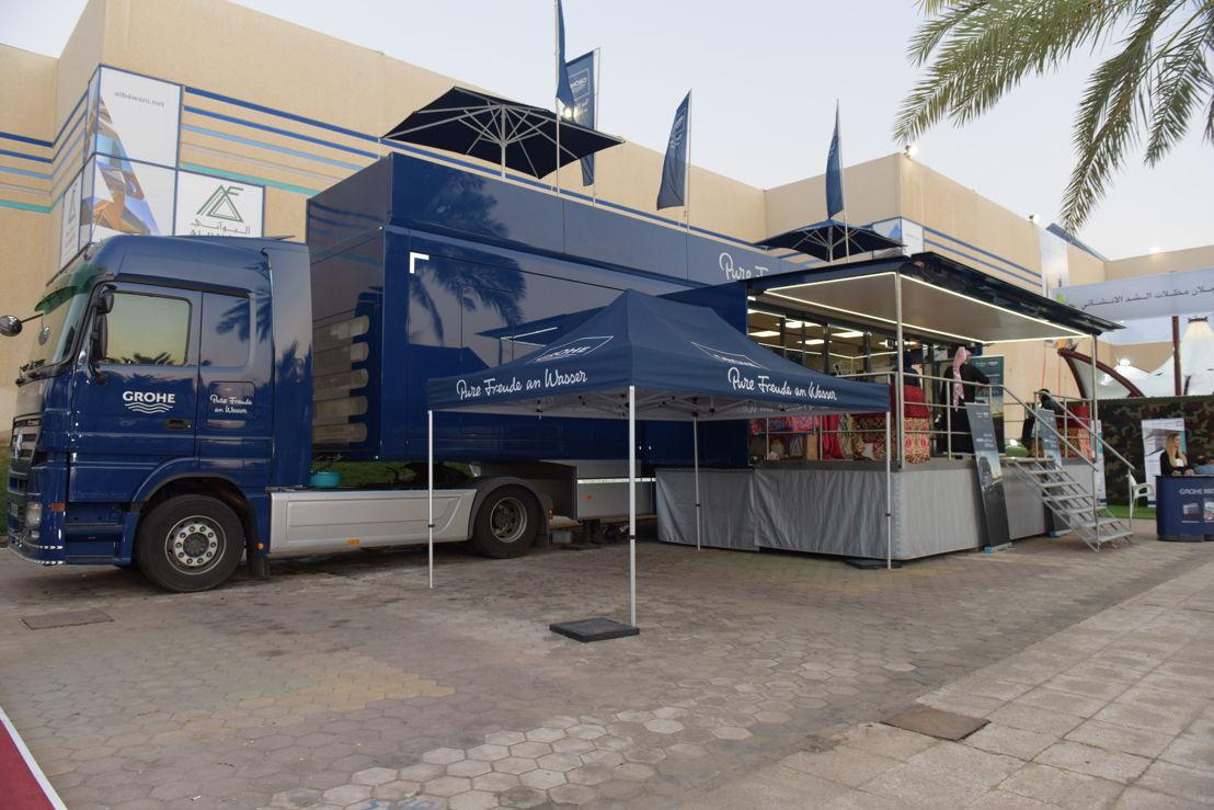 GROHE at The Big 5 Saudi 2018