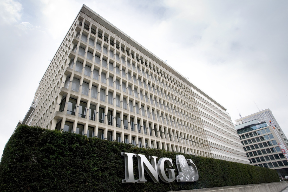 The health and wellbeing of ING Belgium's staff and service to its customers more important than ever