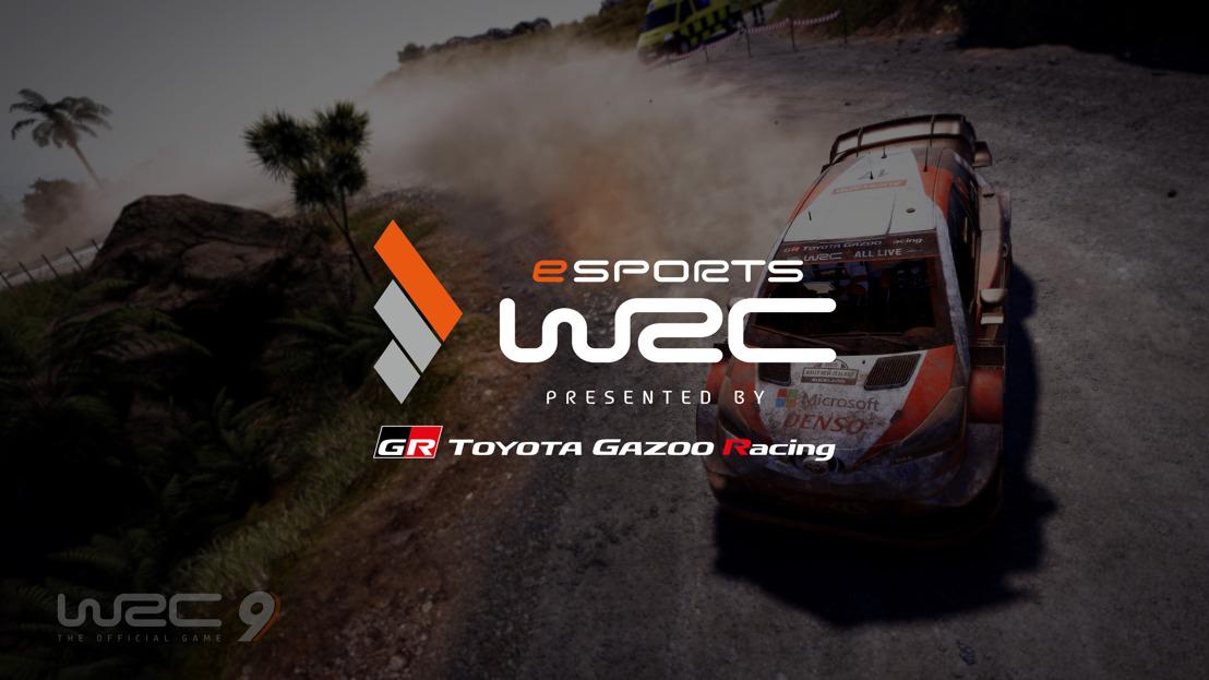 TOYOTA GAZOO Racing becomes presenting sponsor of eSports WRC