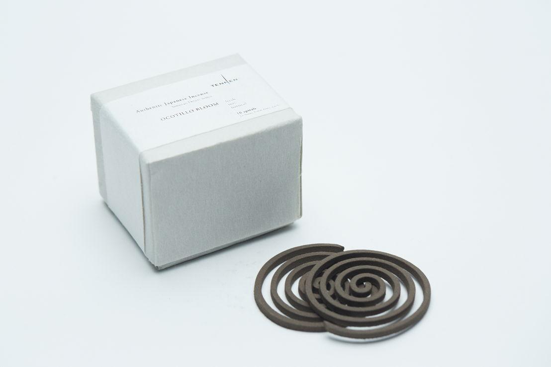 GR13 - Tennen - Spiral incense - 46 euro