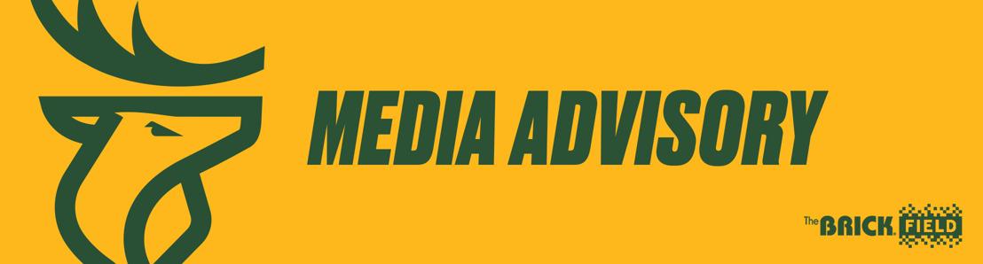 ADVISORY | Elks, City of Edmonton media availability