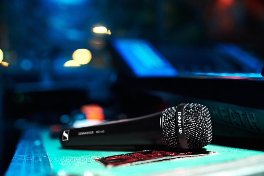 New Sennheiser MD 445 vocal mic