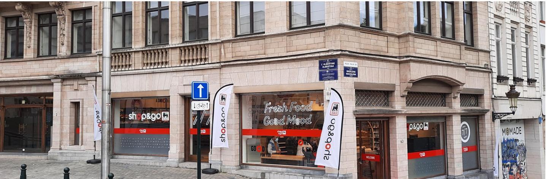 Nieuwe Shop&Go Albertina opent vandaag zijn deuren