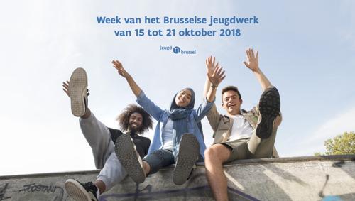 Jeugdsector en Pascal Smet trappen maandag Week van het Brusselse Jeugdwerk af