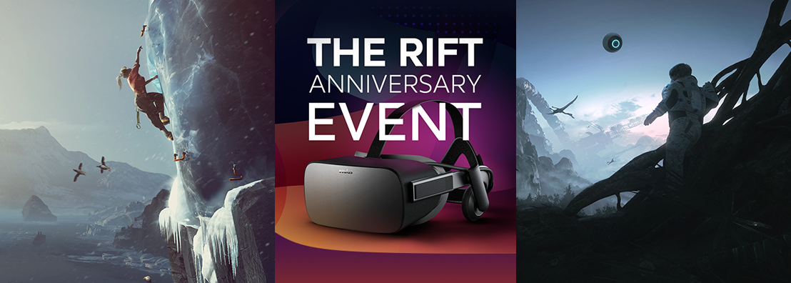 Get Robinson: The Journey and The Climb in the Oculus Anniversary Sale